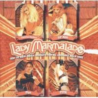 Christina Aguilera/Lil Kim/Mya/Pink - Lady Marmalade Cardsleeve Cd