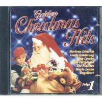 Golden Christmas Hits - Dietrich/Armstrong/Platters/Sinatra/Lanza 3X Cd