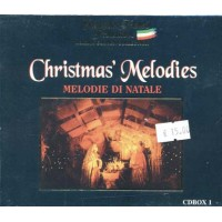 Christmas Melodies/Melodie Di Natale Box 2x Cd