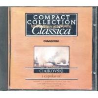 Ciaikovski - I Capolavori (Compact Classica) Cd