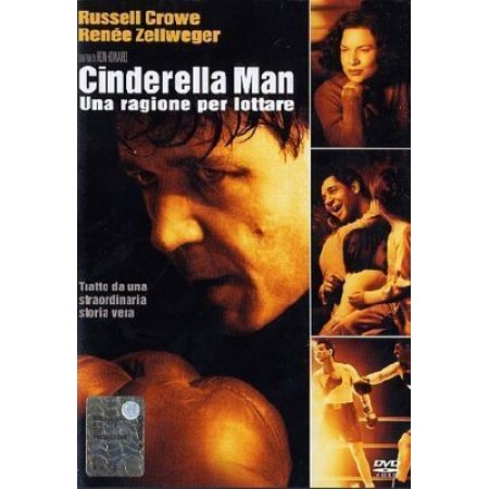 Cinderella Man - Russell Crowe/Renee Zellweger Dvd