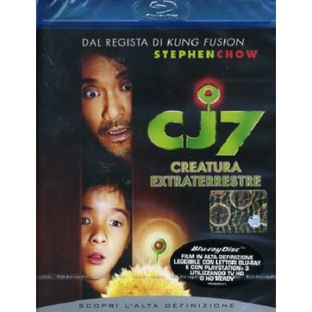 Cj7 - Creatura Extraterrestre Blu Ray