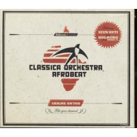 Classica Orchestra Afrobeat/Fela Kuti - Shrine On You Dvd + Cd