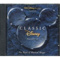 Classic Disney Vol. Ii (Cinderella/Lion King/Beauty And Beast/Mary Poppins) Cd