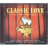 Classic Love At The Movies Decca Cd