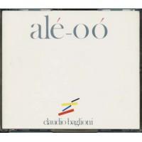 Claudio Baglioni - Ale' Oo' No Barcode Prima Stampa Fat Box 2x Cd