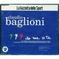 Claudio Baglioni - Da Me A Te Gazzetta Cd