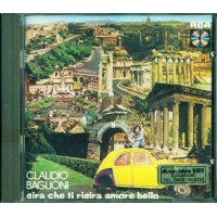Claudio Baglioni - Gira Che Ti Rigira Amore Bello Cd
