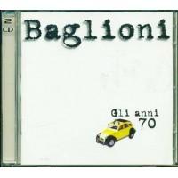 Claudio Baglioni - Gli Anni 70 2x Cd