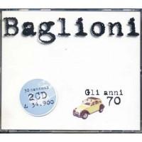 Claudio Baglioni - Gli Anni '70 Prima Stampa Box 2x Cd