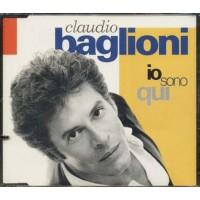 Claudio Baglioni - Io Sono Qui Cd
