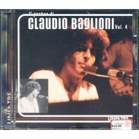 Claudio Baglioni - Il Poster Di Baglioni Vol. 4 Linea Tre Cd