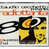 Claudio Cecchetto Presenta Radiottanta - Oldfield/Jackson Box 2x Cd