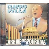 Claudio Villa - Arrivederci Roma Cd