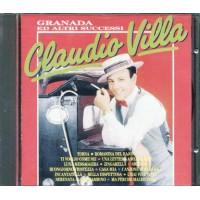 Claudio Villa - Granada E Altri Successi Ricordi Sempre Verde Cd