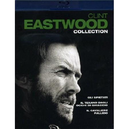 Clint Eastwood Collection Gli Spietati/Texano Occhi Ghiaccio Blu Ray