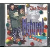 Clive Natural - Natural Man Cd