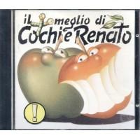 Cochi E Renato (Ponzoni E Pozzetto) - Il Meglio Di Cd