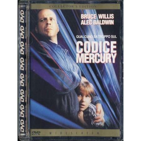 Codice Mercury - Bruce Willis Super Jewel Box Dvd