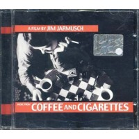 Coffee And Cigarettes Ost - Stooges/Funkadelic/Skatalites/Iggy Pop Cd