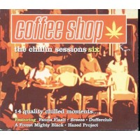 Coffee Shop - The Chillin Sessions Six Digipack Cd