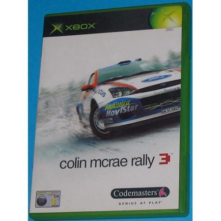 Colin Mcrae Rally 3 Xbox In