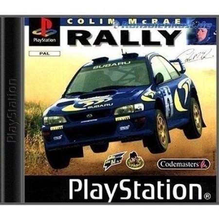 Colin Mcrae Rally Prima Ps1