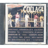 Collage - I Protagonisti Vol. 2 Cd