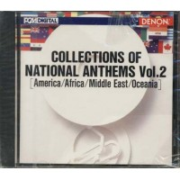 Collections Of National Anthems 2 Denon Cd