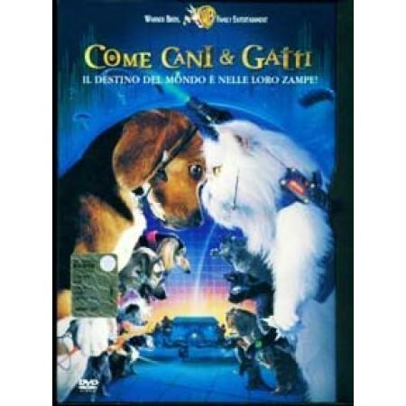 Come Cani E Gatti - Snapper Dvd