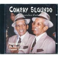 Compay Segundo - Los Grandes Exitos Cd