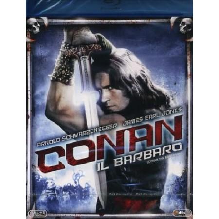 Conan Il Barbaro - Arnold Schwarzenegger Blu Ray