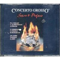 Concerto Grosso - Jarre/Vangelis/Gershwin/Chaplin/Bacharach Box 3X Cd
