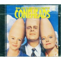 Coneheads - Red Hot Cihli Peppers/Soft Cell Cd