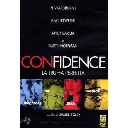 Confidence - Dustin Hoffman/Rachel Weisz Dvd