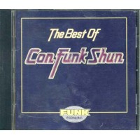 Con Funk Shun - The Best Of Cd