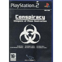 Conspiracy Weapons Of Mass Destruction Ps2
