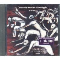 Coro Delle Mondine Di Correggio/Afa - Mondariso Taccuini Vol .9 Cd