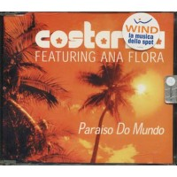 Costarika - Paraiso Do Mundo (Ana Flora) Cd