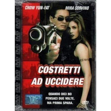 Costretti Ad Uccidere - Mira Sorvino/Chow Yun Fat Super Jewel Box Dvd