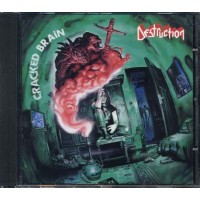Destruction - Cracked Brain Cd