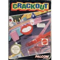 Crackout Nes Nintendo