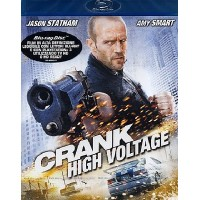 Crank High Voltage - Jason Statham Blu Ray