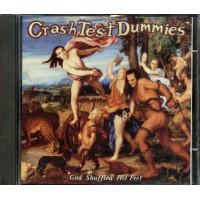 Crash Test Dummies - God Shuffled His Feet Cd