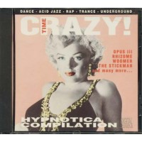 Crazy Time Comp 31 - Ops Iii/Rhizome (Marilyn Monroe Cover) Cd