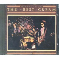 Cream/Clapton - Strange Brew The Very Best Polydor West Germany Cd