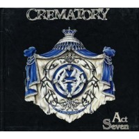 Crematory - Act Seven Digipack Cd