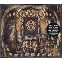 Crematory - Early Years Box 3X Cd
