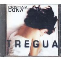 Cristina Dona' - Tregua Prima Stampa Mescal Cd