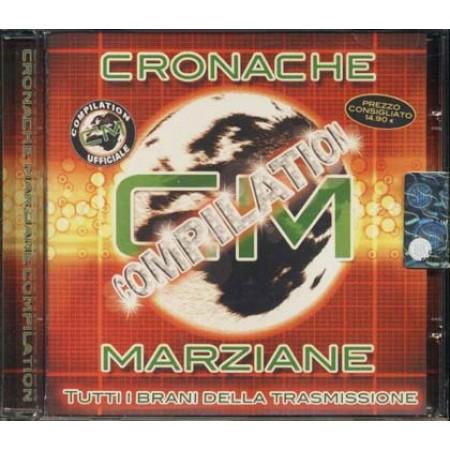 Cronache Marziane Comp - Amanda Lear/Rettore/Raffaella Carra' Cd